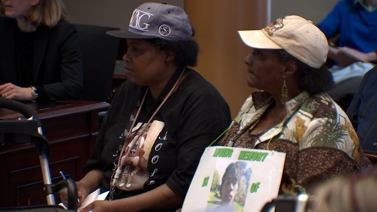 Grandmother of Quanice Hayes: 'The city of Portland declared war on my family'