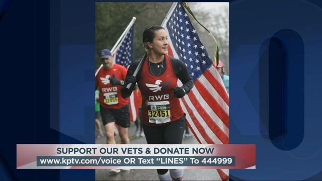 Corvallis woman working to help veterans reconnect with civilian life