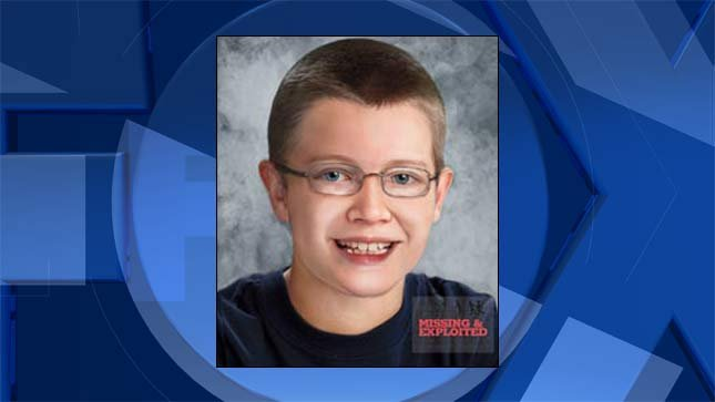 Prior age progression image of Kyron Horman released in 2012. (National Center for Missing & Exploited Children)