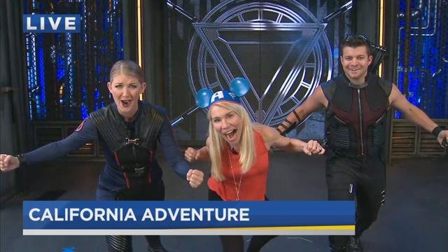 FOX 12 gets sneak peek at Disney's 'Guardians of the Galaxy' attraction