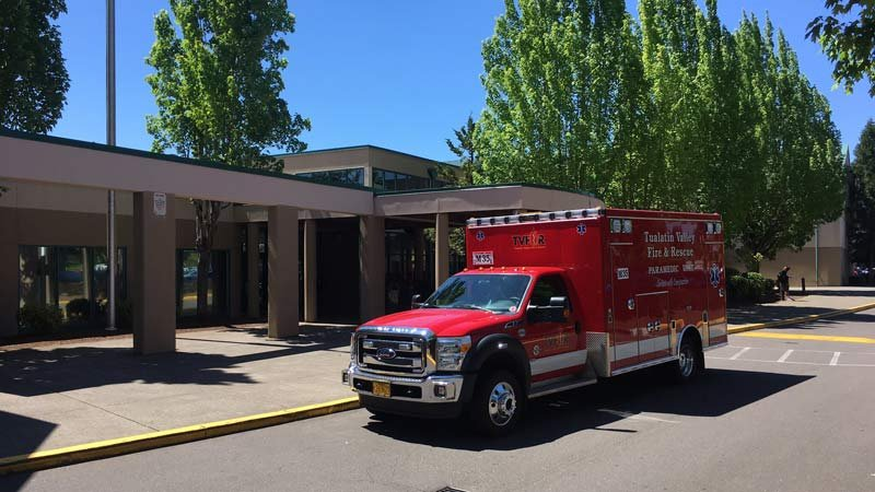 Photo: Tualatin Valley Fire & Rescue