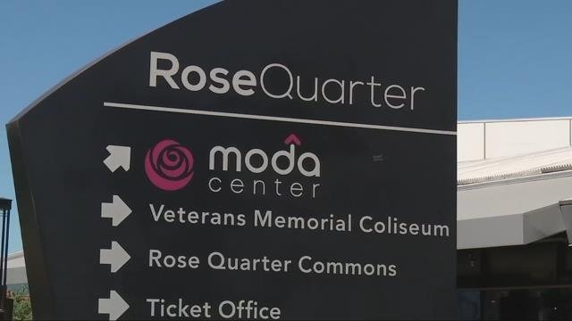 Bag restrictions at Moda Center part of new security policy