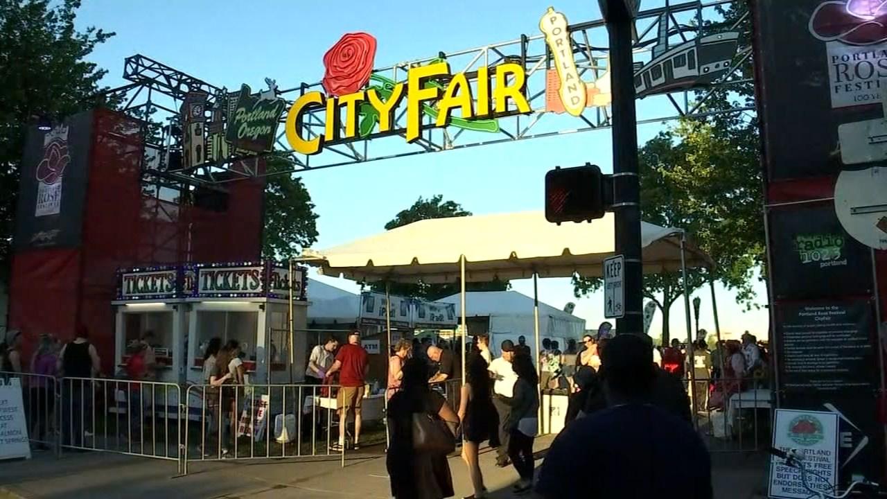 CityFair kicks off the 2017 Portland Rose Festival