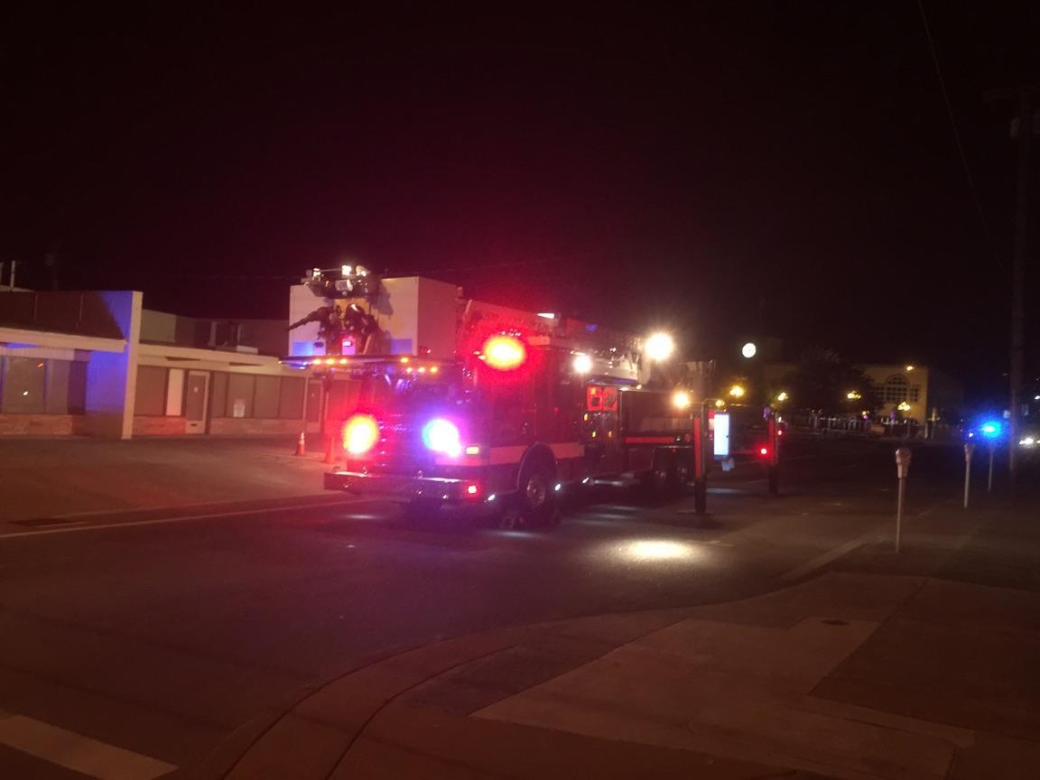 Courtesy: Roseburg Fire Department