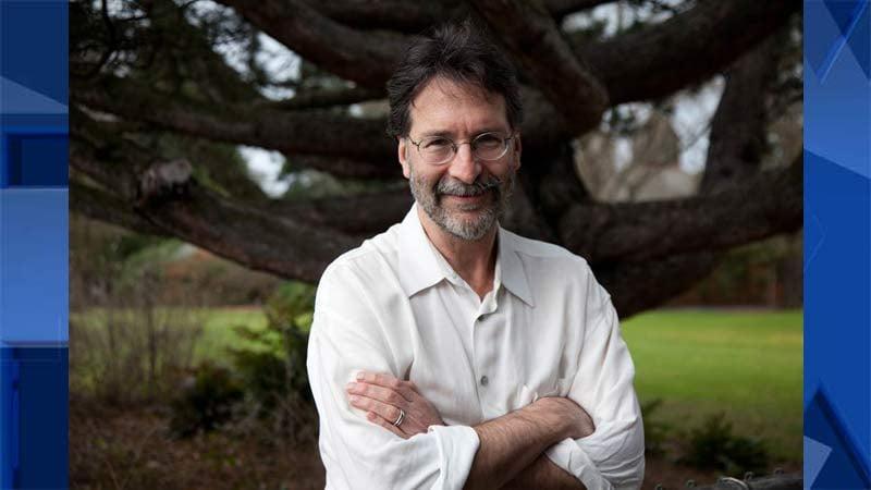 Brian Doyle, photo courtesy University of Portland