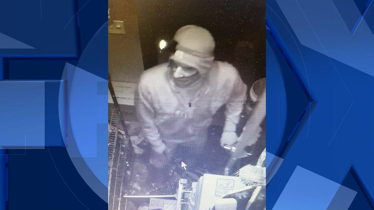 Burglary suspect, courtesy Beaverton Police Department