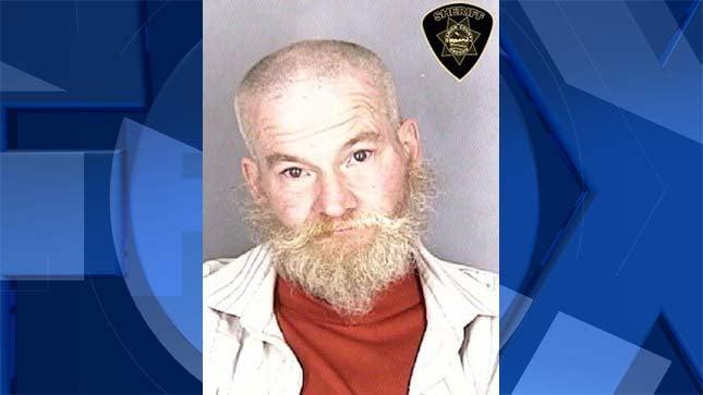 Jason Kendall, jail booking photo