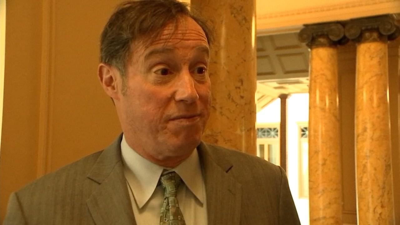 Transportation Commissioner Dan Saltzman (KPTV)