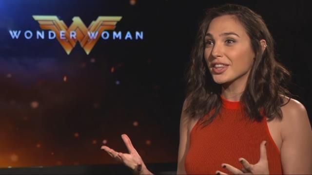 'Wonder Woman' Patty Jenkins on Gal Gadot: I didn't originally pick her
