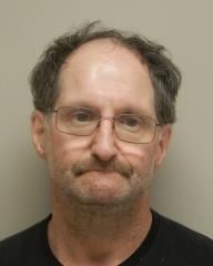 Michael Siegelbaum booking photo (Columbia Co. Sheriff's Office)