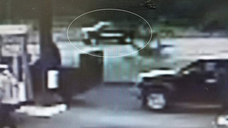 Surveillance image released by Oregon State Police.