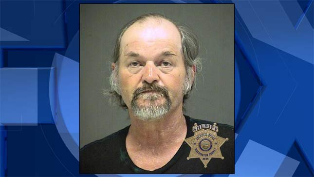 Timothy Ray Holycross, jail booking photo