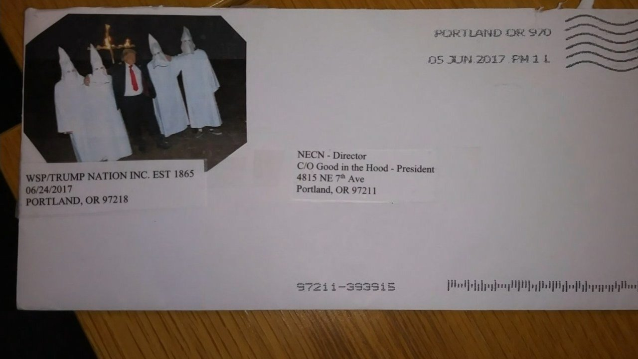 Letter sent to Good in the Hood festival president. (KPTV)