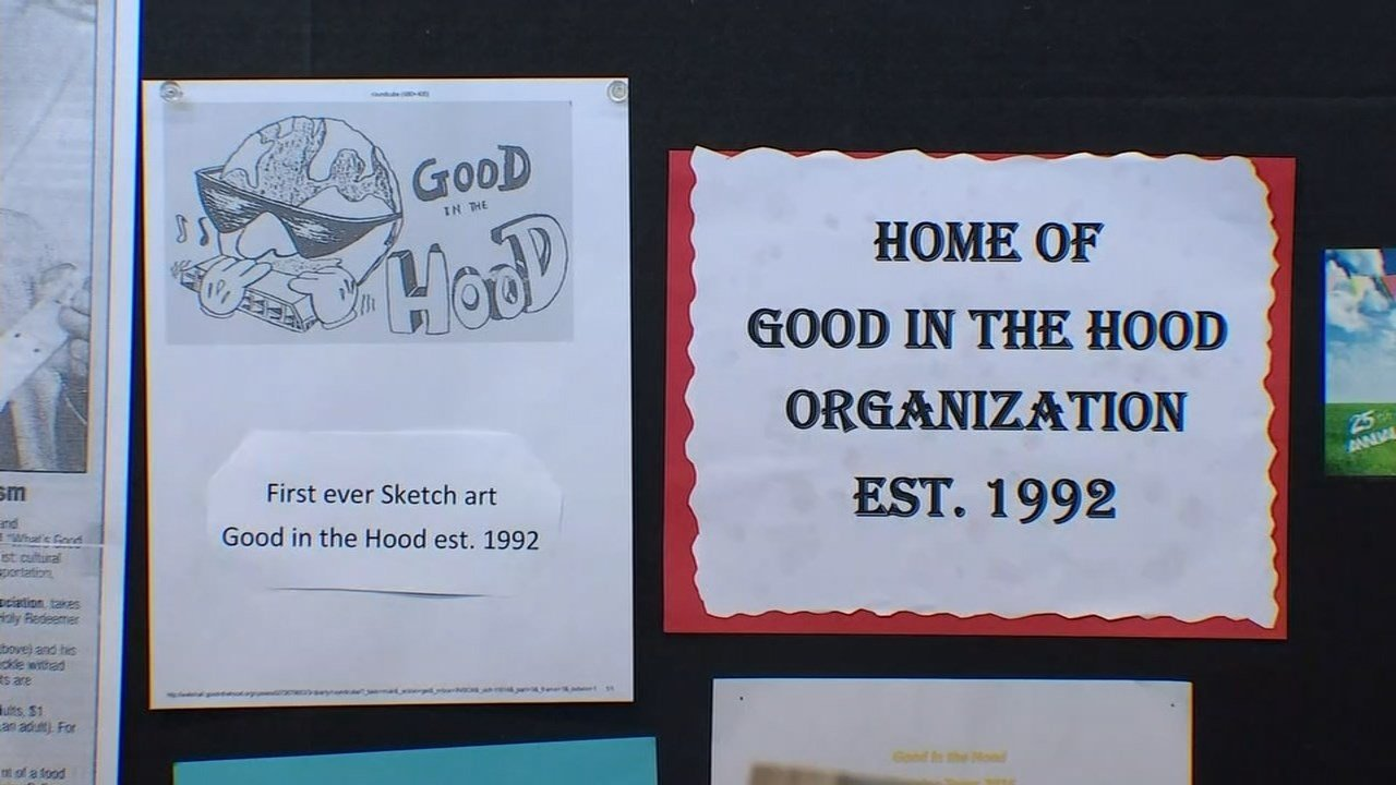 Good in the Hood organization (KPTV)