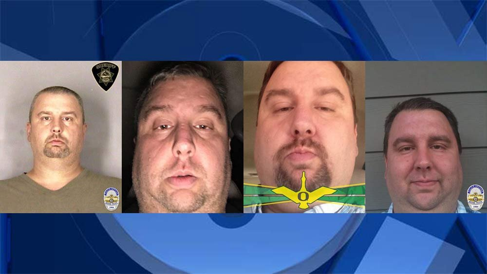 Joseph Ronald Ahre (Photos released by Keizer Police Department)