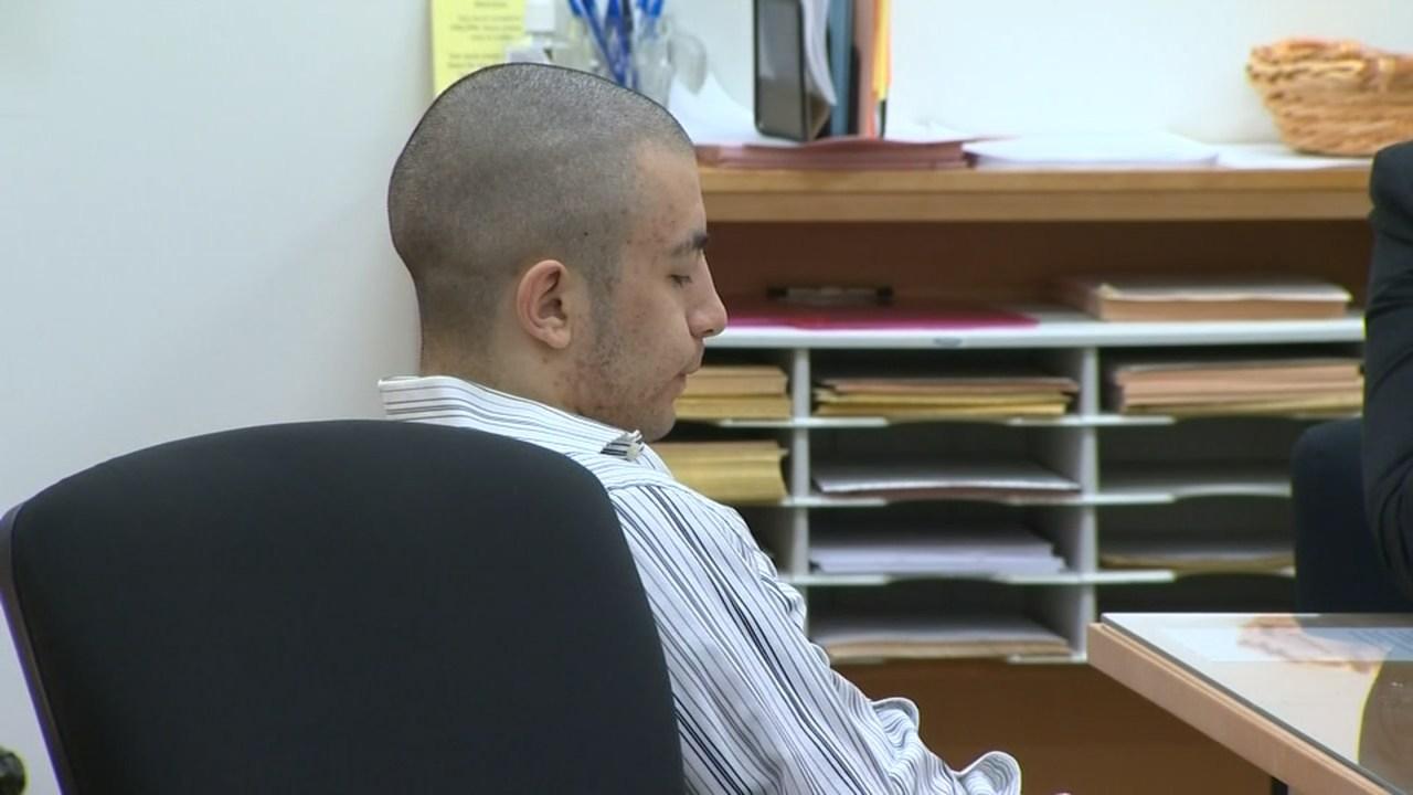 Jaime Tinoco-Camarena in court (KPTV)