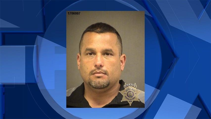 Jeffrey Preece, jail booking photo (Courtesy: Washington County Jail)