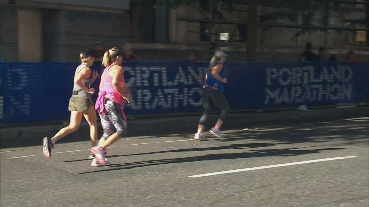 Portland Marathon (KPTV file image)