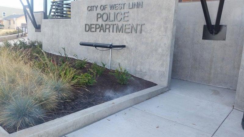 West Linn Police Department, file image