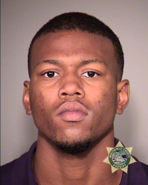 Alec Ryan Cameron Johnson, jail booking photo