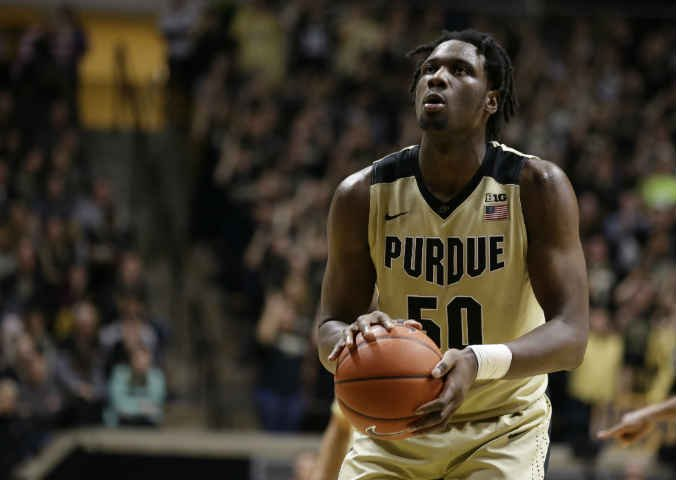 Caleb Swanigan, AP photo