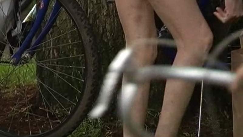World Naked Bike Ride (KPTV file image)