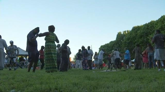 New phone threat doesn't stop Good in the Hood festival