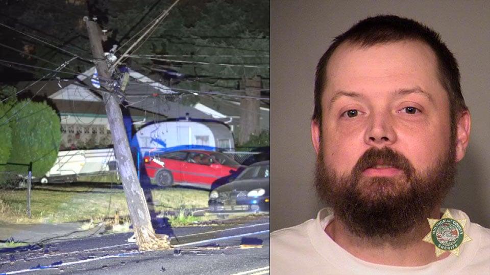 Aaron Dennehy (Courtesy: Portland Police Bureau)