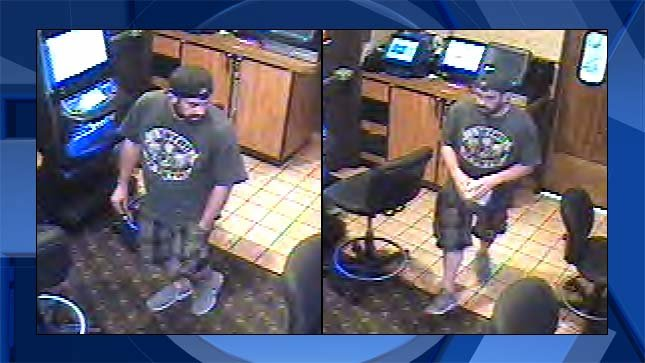 Surveillance images released by Beaverton Police Department.