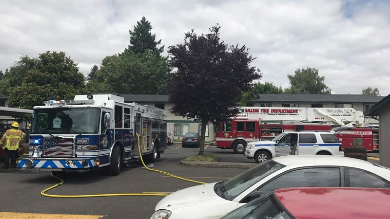 Photo: Keizer Fire District