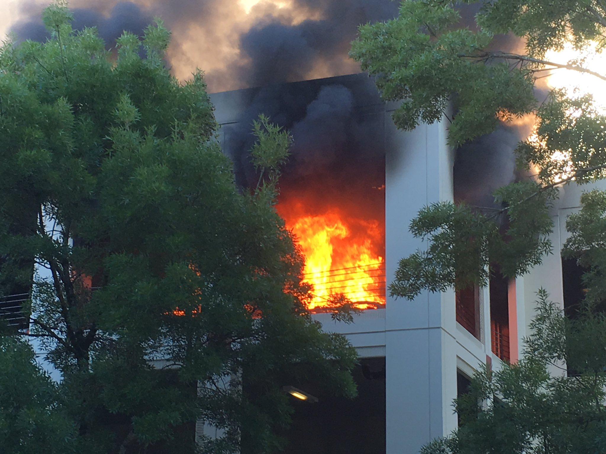 Courtesy Hillsboro Fire Department