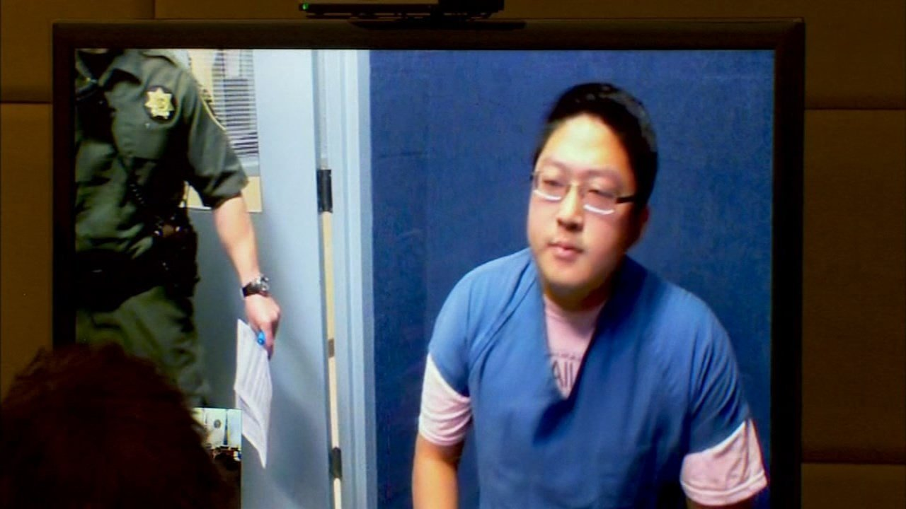 Tae Bum Yoon was sentenced to 18 years in prison Friday after pleading guilty to first-degree manslaughter in the killing of Ashley Benson in 2014. (KPTV)