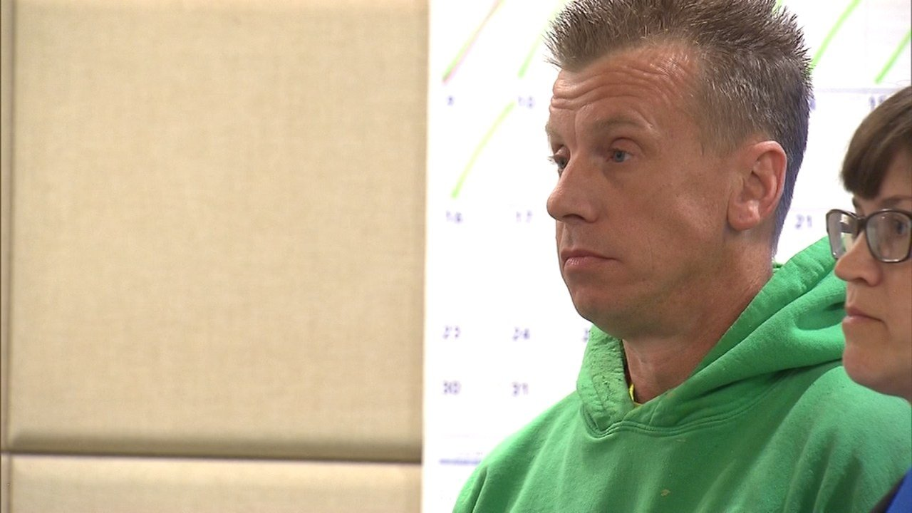 Rick Sorrell faces three charges of second-degree intimidation stemming from a May incident involving a Muslim couple who claim he yelled at them and made threatening hand gestures. (KPTV)
