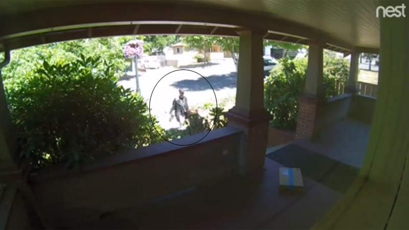 Surveillance image: Oregon City Police Department