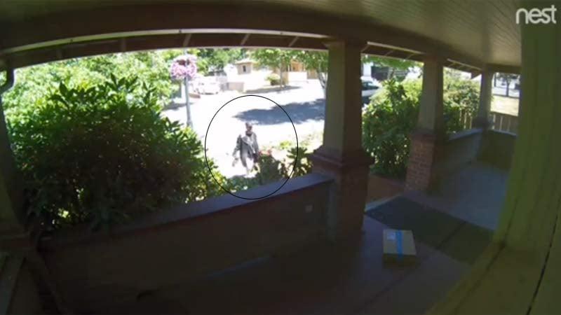 Surveillance image: Oregon City Police Department