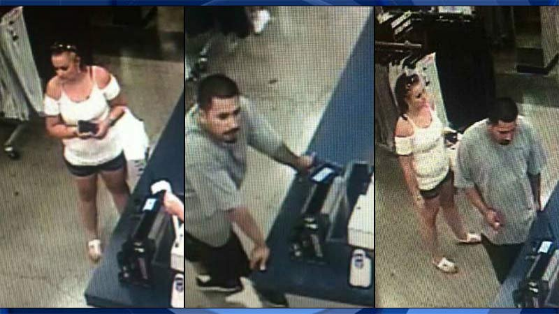 Vancouver burglary suspects (Images: Vancouver Police Department)