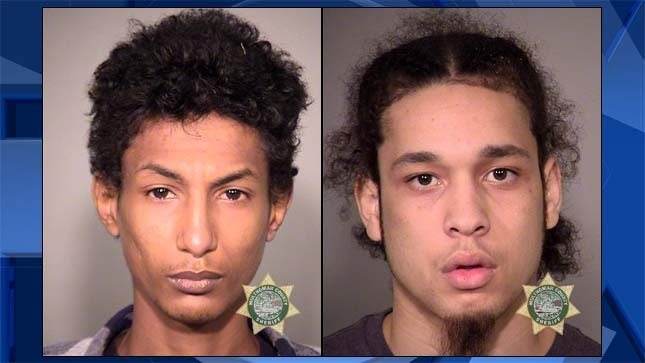 Mohamed Abdalla Mohamed, Stephen Todd Blanchard (jail booking photos)