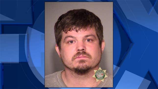 Andrew Lentz, jail booking photo
