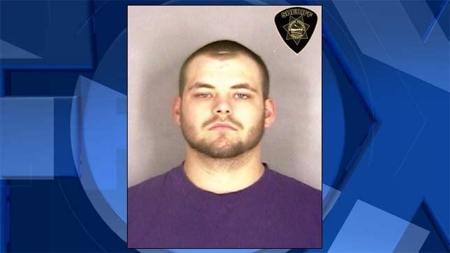 Cody Allen Baird, jail booking photo