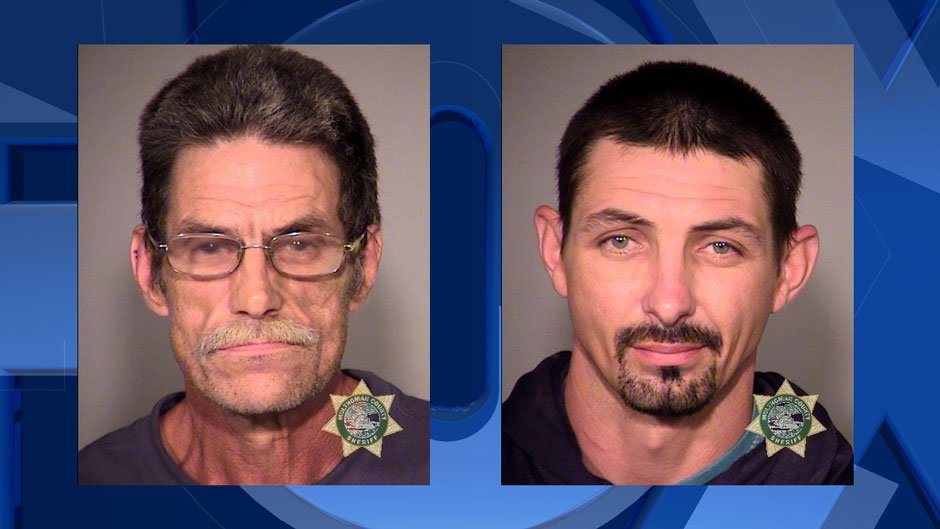 Left: George Brooks. Right: Ruben Bentz (Courtesy: MCSO)