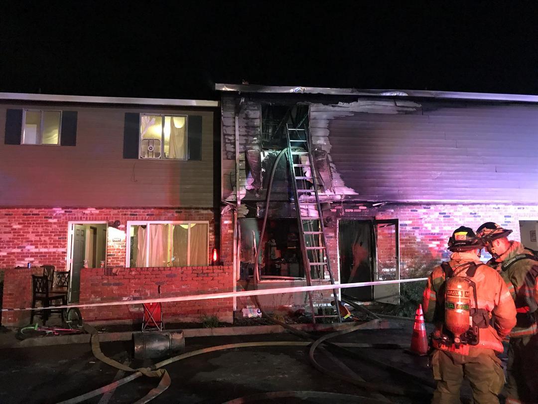 Courtesy Portland Fire & Rescue