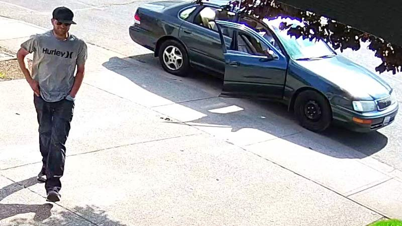Surveillance image released by Clark County Sheriff's Office