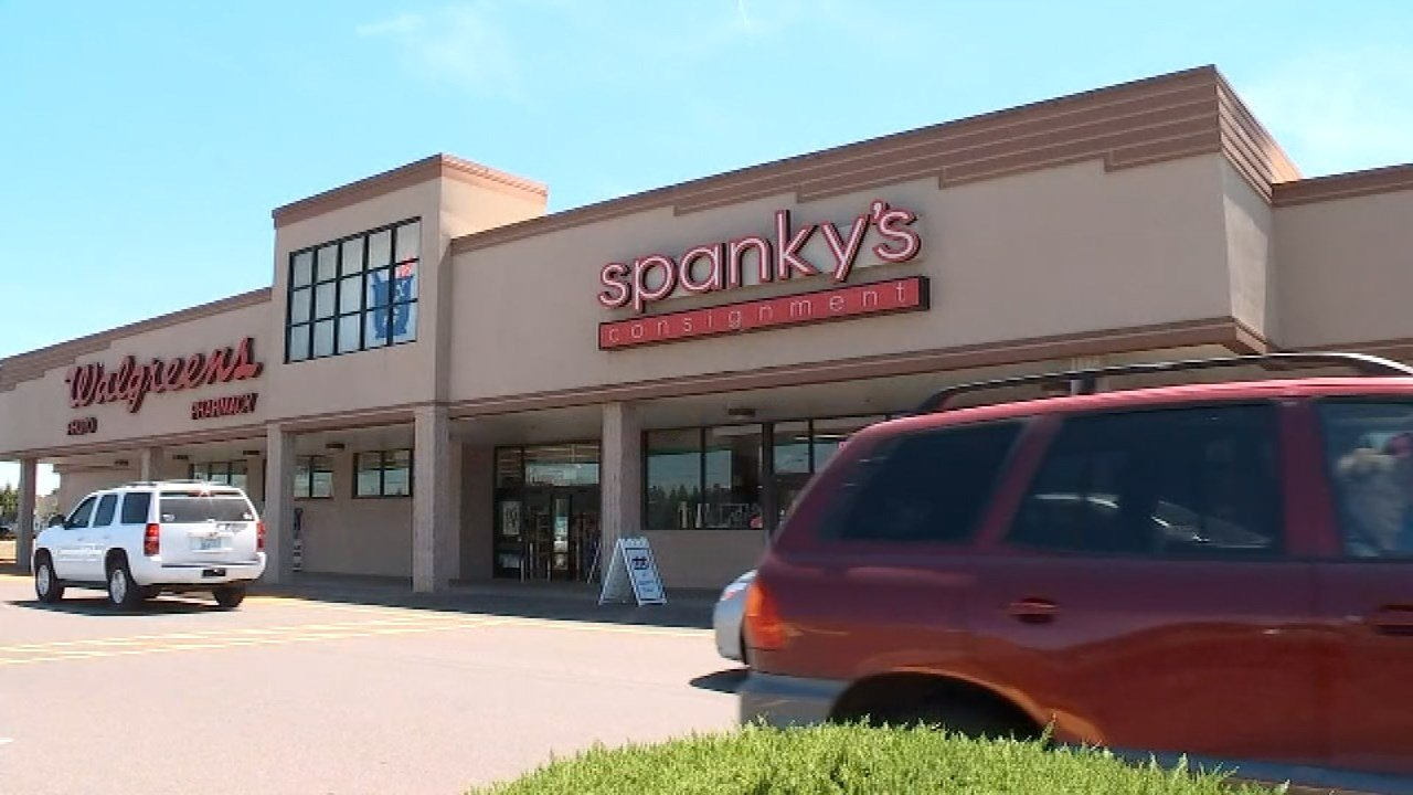 Spanky's Consignment in Vancouver (KPTV)