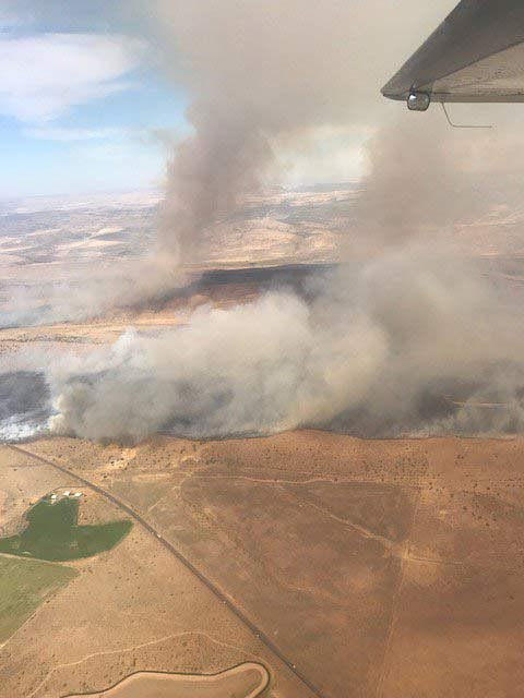 Photo: Central Oregon Fire Information