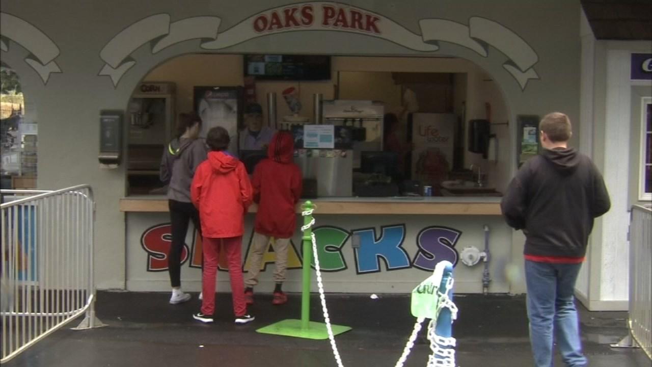Oaks Amusement Park (KPTV file image)