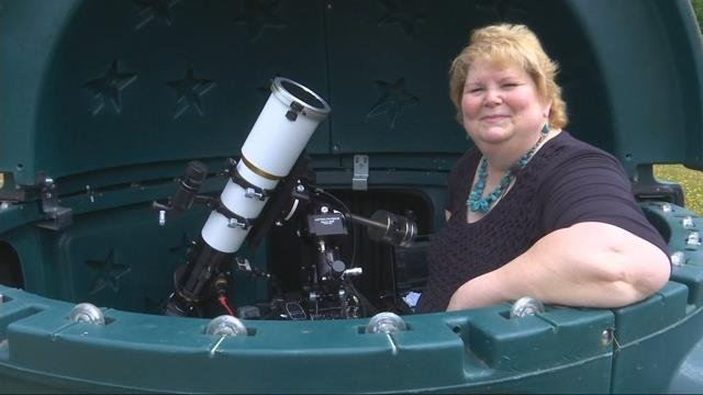 World travelers retire on Oregon coast to be in path of totality of solar eclipse