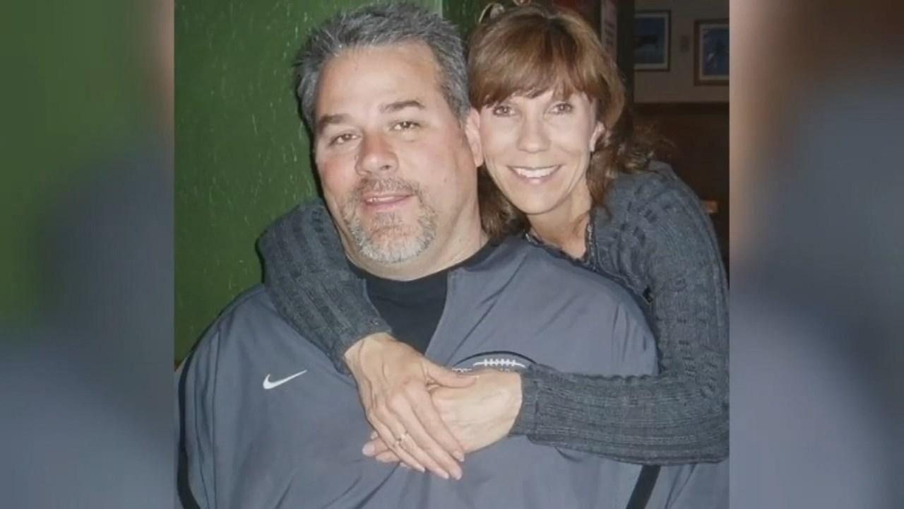Bryan and Liz Mitchell (Family photo)