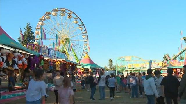 Safety on fairgoers minds while attending Washington Co. Fair