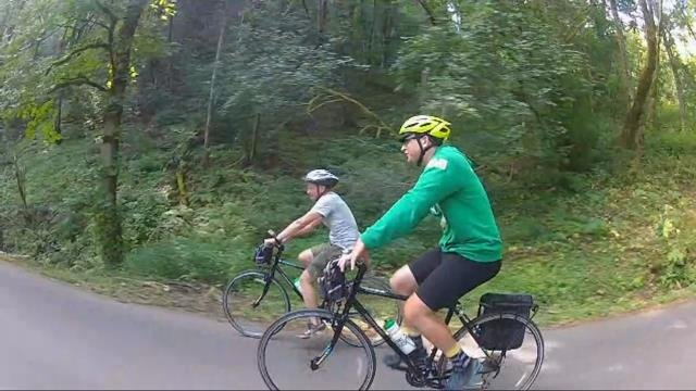 Andy's Adventures: Cycling in the Columbia River Gorge