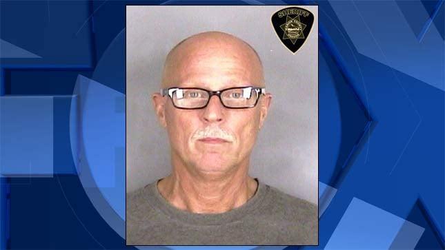 Jeffrey Rauch, jail booking photo